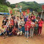 nepal lacrosse youth practice
